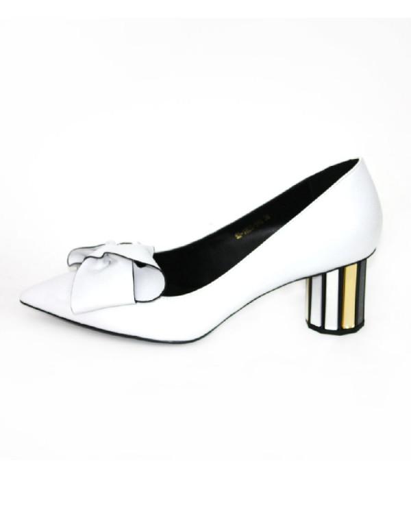 Туфли женские арт. 52-1825-94A белый