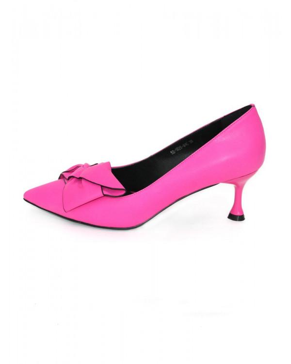 Туфли женские арт. 52-1825-94C розовый л20