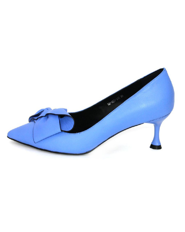 Туфли женские арт. 52-1825-94E синий