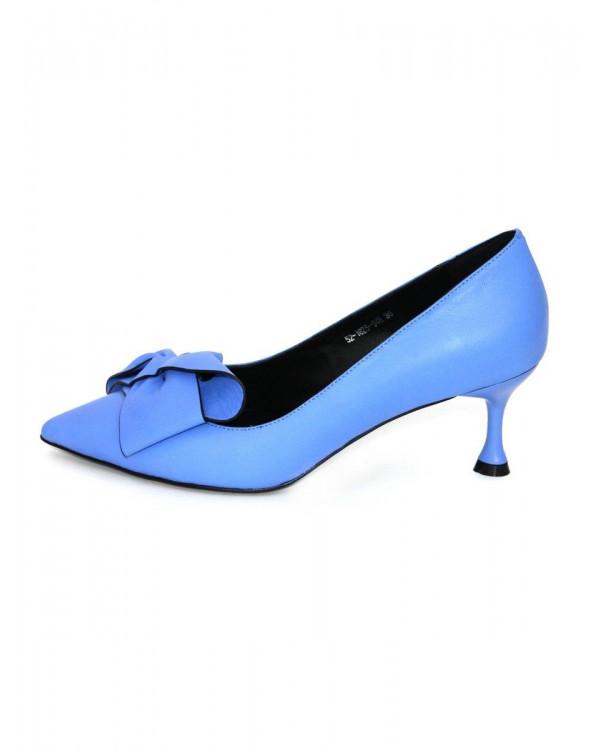 Туфли женские арт. 52-1825-94E синий л20