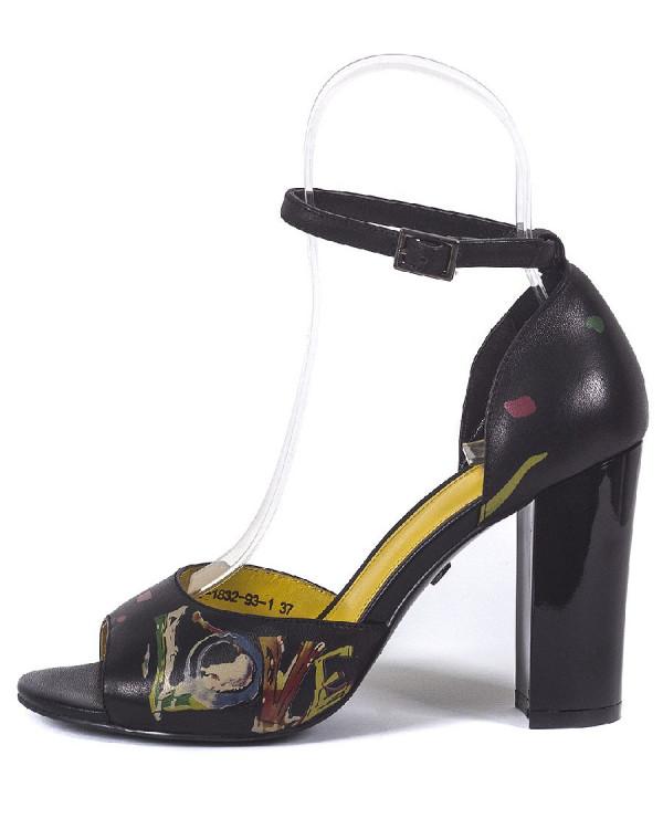 Туфли женские арт. 52-1832-93-1
