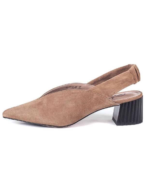 Туфли женские арт. 52-1833-97 бежевый