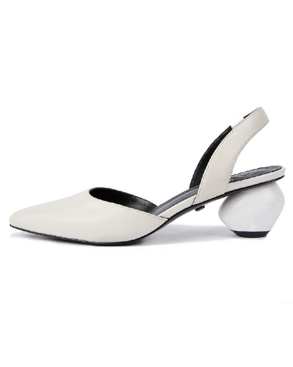 Туфли женские арт. 52-1835-92 белый