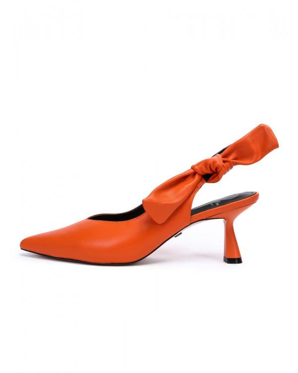 Paola туфли женские арт. 52-1840-912A оранжевый