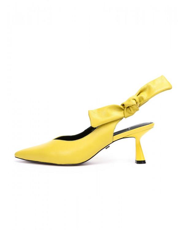 Paola туфли женские арт. 52-1840-912C жёлтый