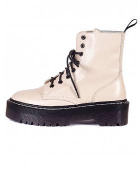Ботинки женские арт. 52-1937-92B белый