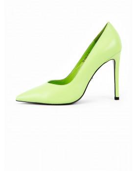 Туфли женские арт. 52-1939-91 зелёный
