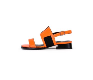 Barry сандалии женские арт. 52-1949-910 оранжевый