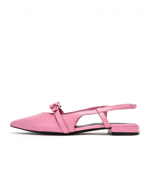 Praim2 туфли  женские арт. 52-1953-91A розовый