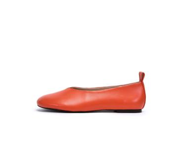 Jully балетки женские арт. 52-1990-91B красный