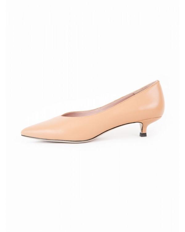 Туфли женские арт. 52-24-01 бежевый