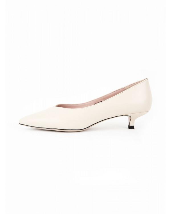 Туфли женские арт. 52-24-01A бежевый