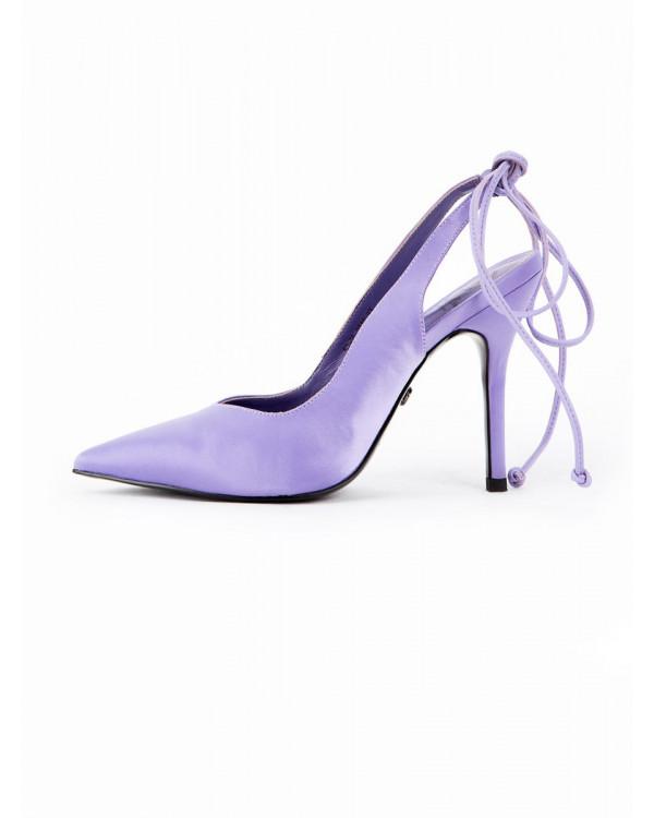 Туфли женские арт. 52-25-921C фиолетовый