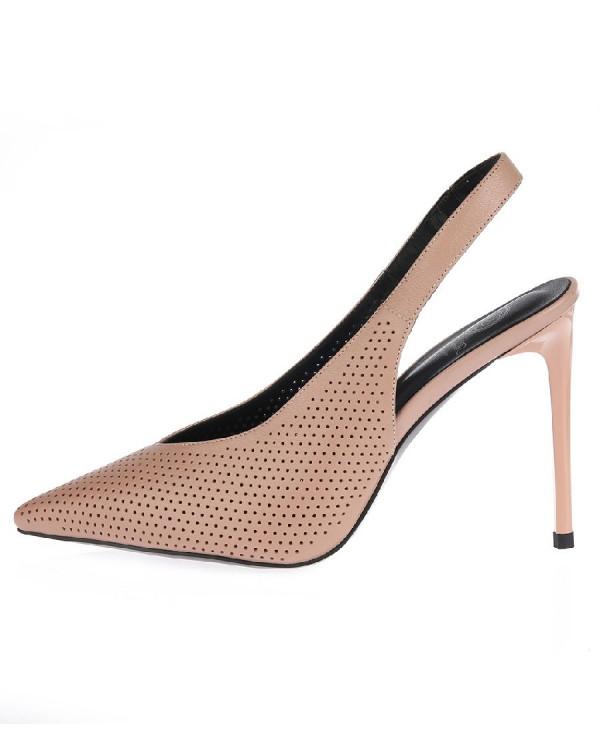 Туфли женские арт. 52-8182-73A розовый