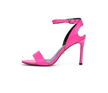 Босоножки женские арт. 57-C464-G637-1 розовый
