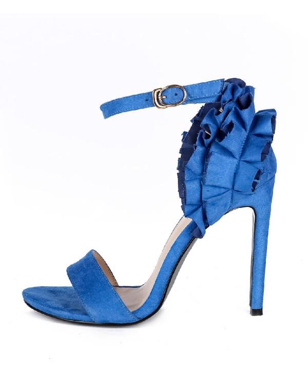 Босоножки женские арт. 57-C91-F968-3 синий