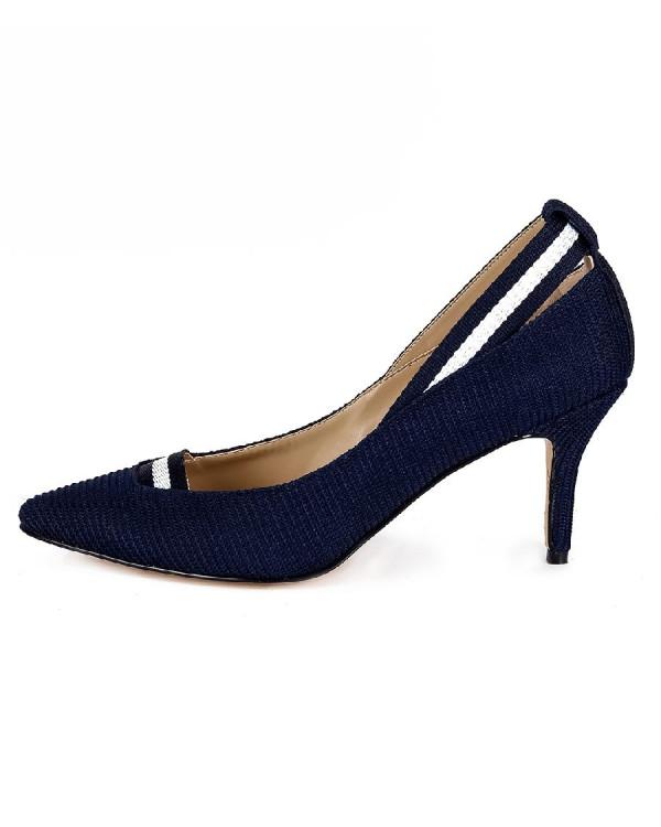 Туфли женские арт. 57-D029-S673-2 синий