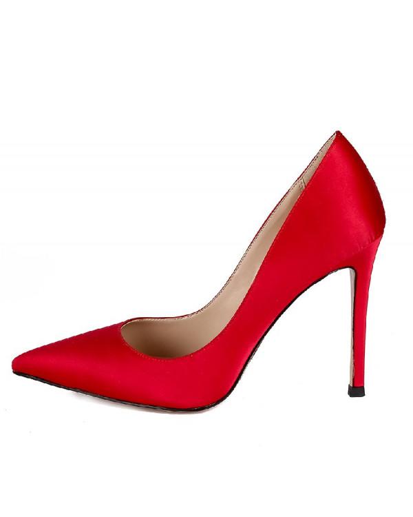 Туфли женские арт. 57-D426-S651-21 красный