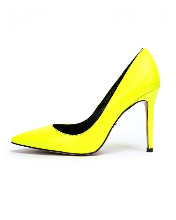 Туфли женские арт. 57-D440A-S1980-8 салатовый