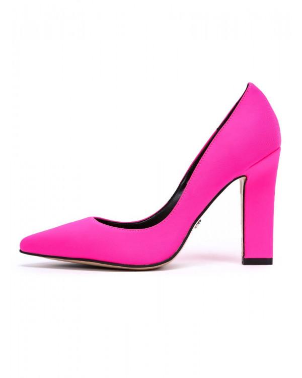 Туфли женские арт. 57-D442-B1266-12 розовый