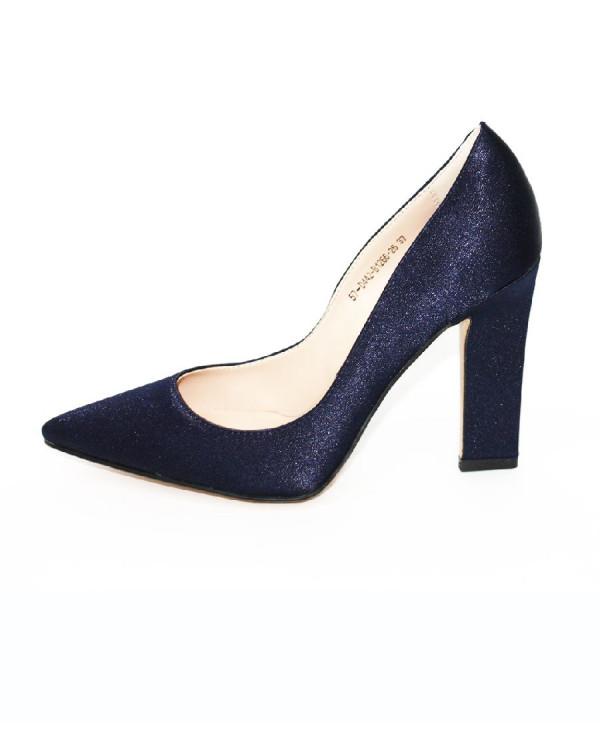 Туфли женские арт. 57-D442-B1266-25 синий