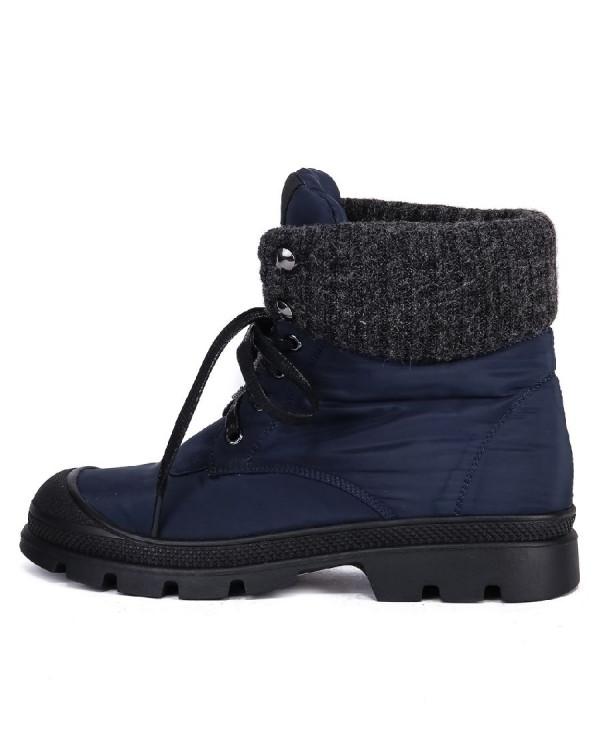 Ботинки женские арт. 57-H1091-R512M-1 синий