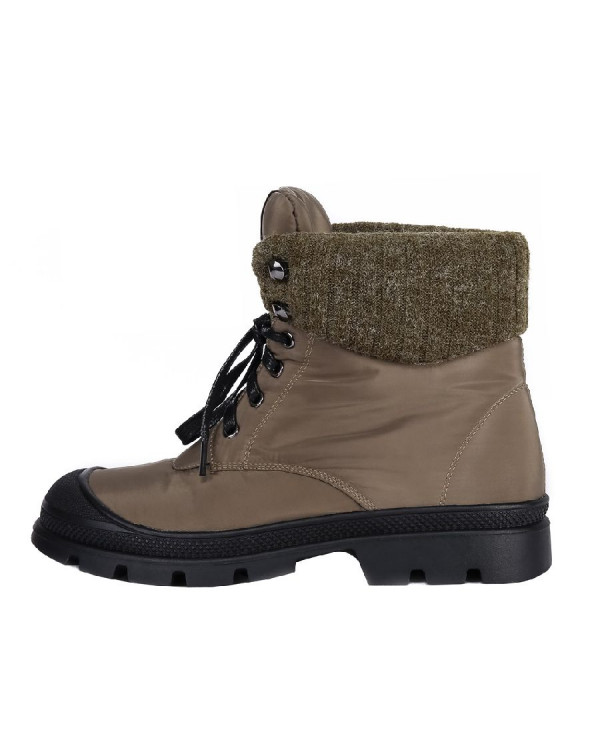 Ботинки женские арт. 57-H1091-R512M-2 хаки
