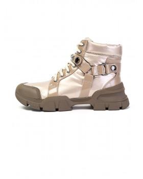 Ботинки женские арт. 57-H1294AM-K1531-1 бежевый