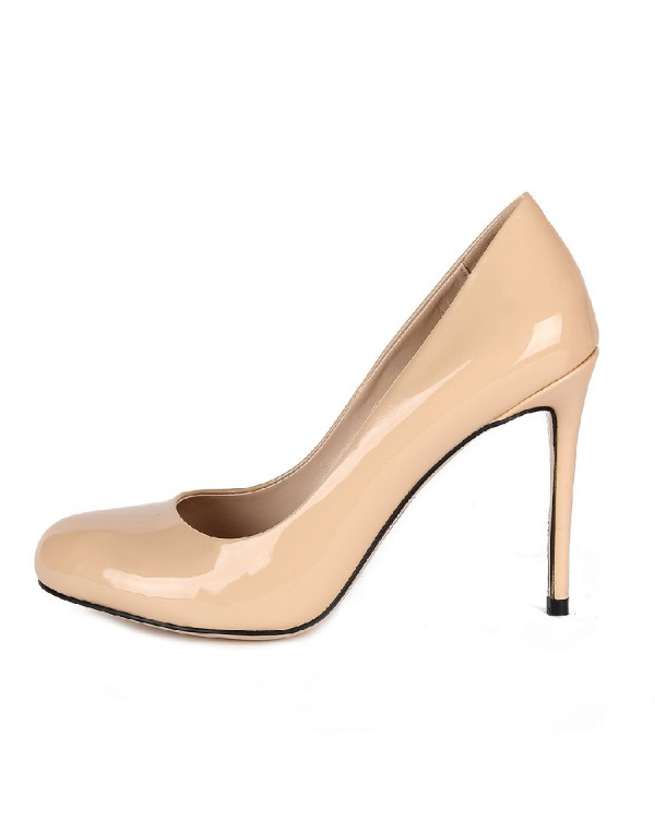 Туфли женские арт. 57-V436-A711-18 бежевый