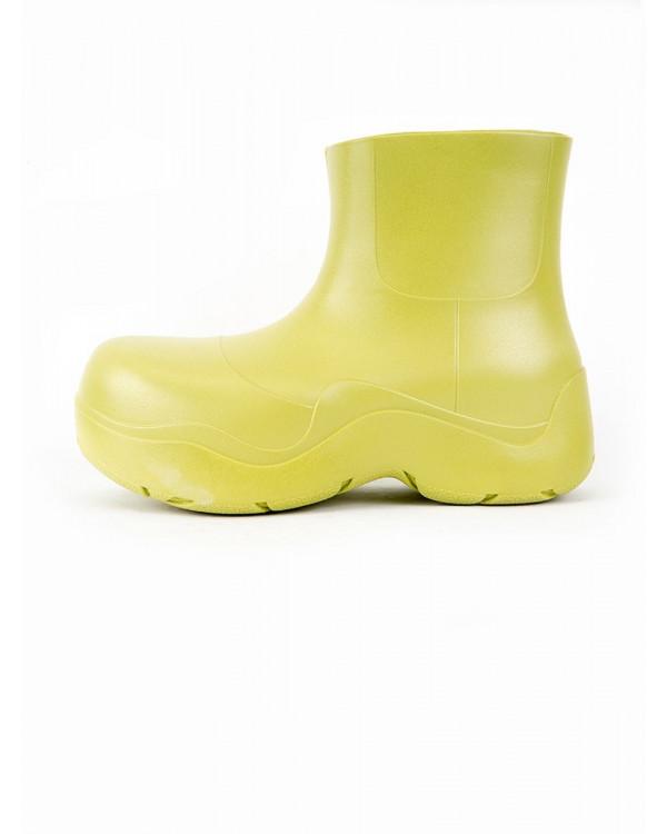 SOFFI SALITA ботинки жен. арт. 80-RJ43-3 зелёный
