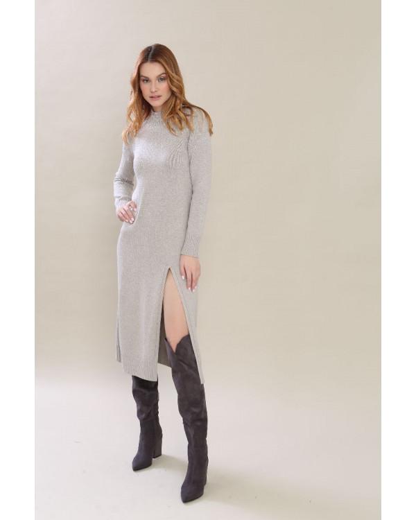 Платье женское арт. L09 бежевый