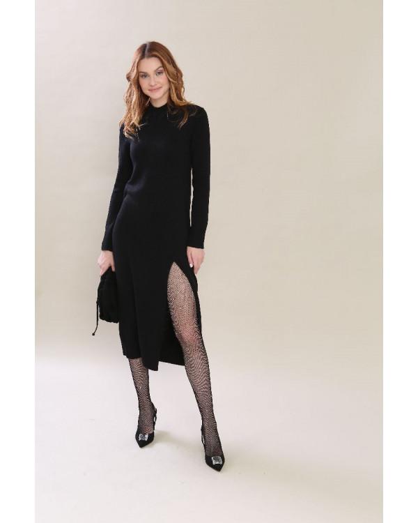 Платье женское арт. L09 чёрный