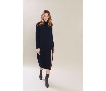 Платье женское арт. L09 синий