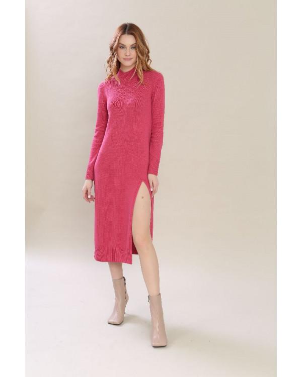Платье женское арт. L09 фуксия