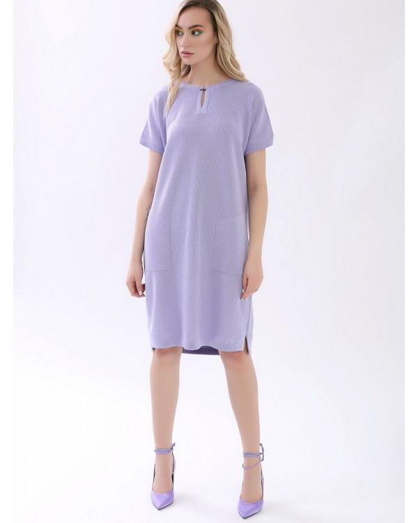 Платье женское арт. L26 сиреневый